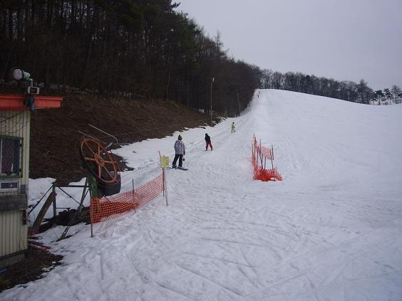 初山別村スキー場